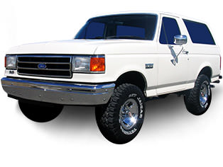 Ford Bronco (Full Size)