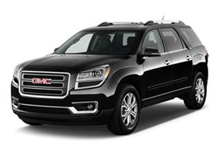 GMC Acadia Seat Covers