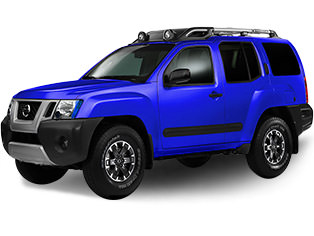 Xterra Seat Covers