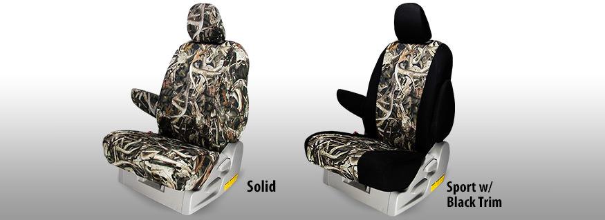 Bonz Camo Seat Covers