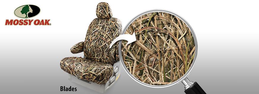 Mossy Oak Seat Covers